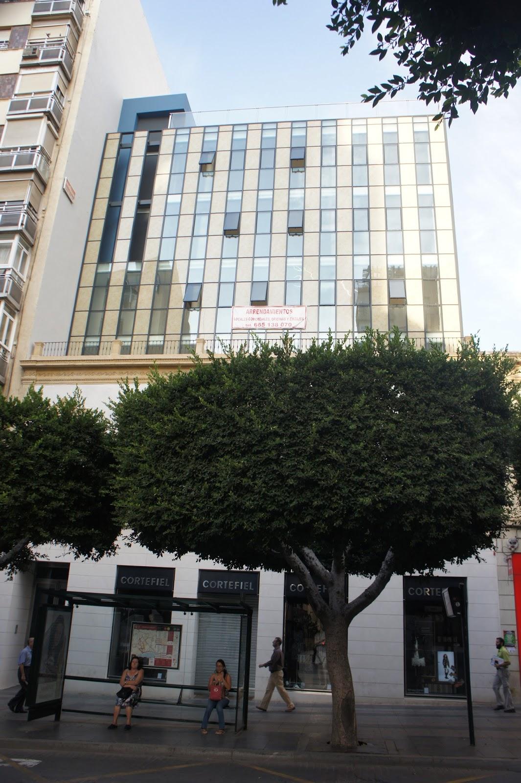 Edificio de Oficinas Paseo de Almería