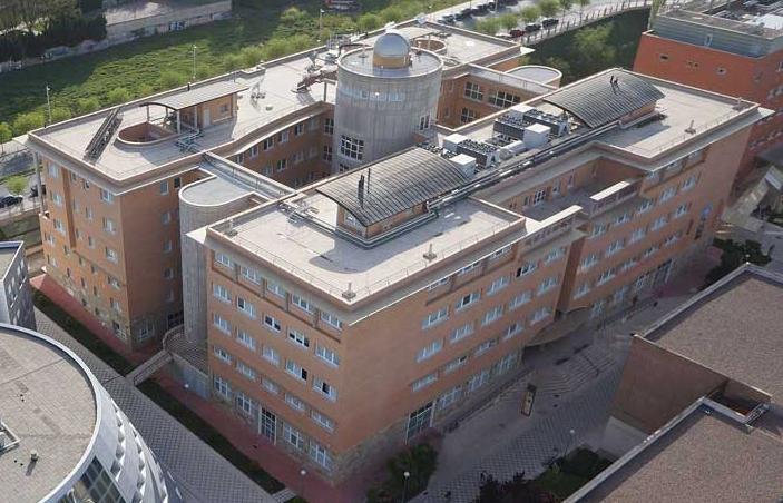 Edificio Ingeniería Jaen