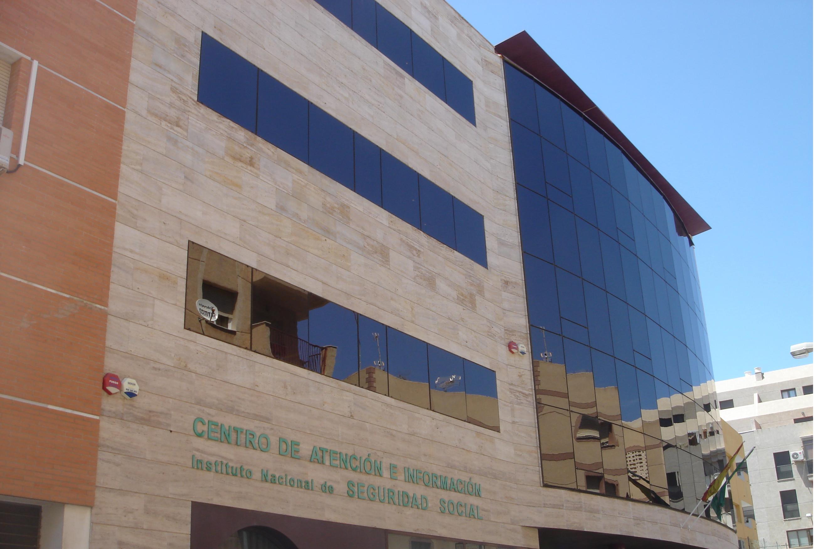 Edificio de la Seguridad Social